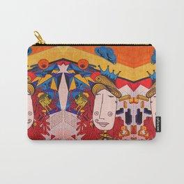 Reina Mala Limón Carry-All Pouch