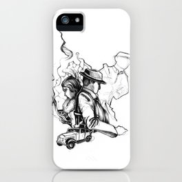 Mafia iPhone Case