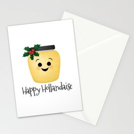 Happy Hollandaise Stationery Cards