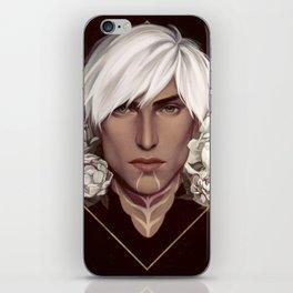 Dragon Age 2: Fenris iPhone Skin