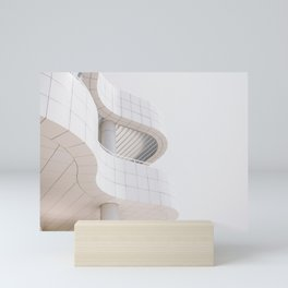 Richard Meier | Getty Center II Mini Art Print