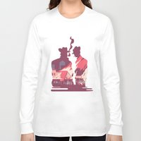 western Long Sleeve T-shirts featuring Western by kanakiki