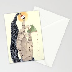 Hand to Home Stationery Cards