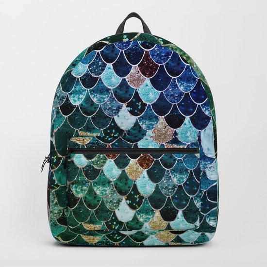 REALLY MERMAID TIFFANY Backpack