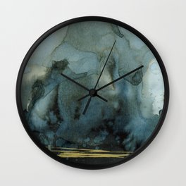 And so I rise Wall Clock