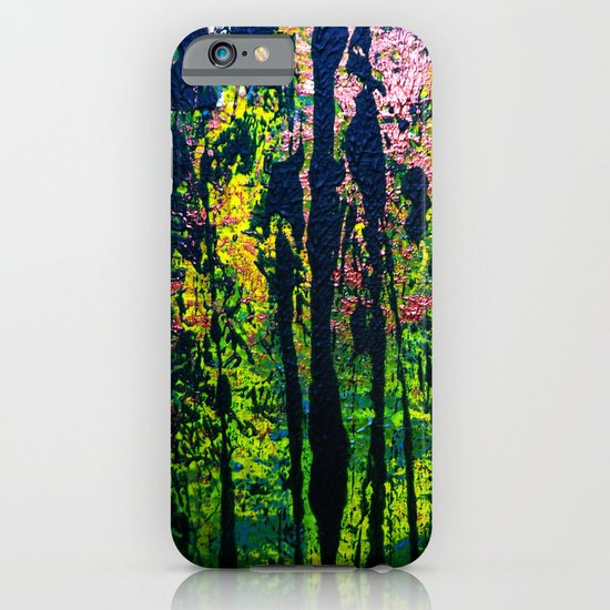 forest light iPhone & iPod Case
