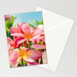Pua Melia ke Aloha Maui Stationery Cards
