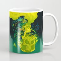 science Mugs featuring MAD SCIENCE! by BeastWreck