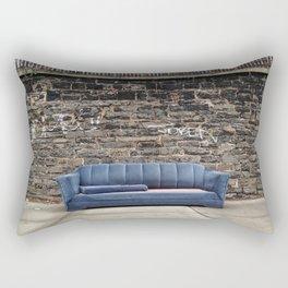 sofa free Rectangular Pillow
