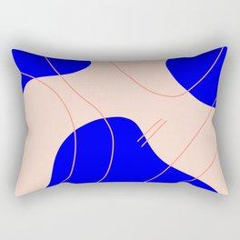 Resonant Field Rectangular Pillow