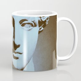 Head of a Goddess - photo Coffee Mug