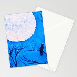 Midnight Chill Stationery Cards
