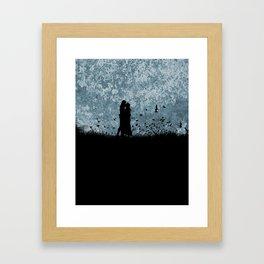 Yesterday Once More Framed Art Print