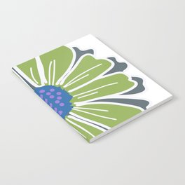 Daisies - the friendly flower Notebook