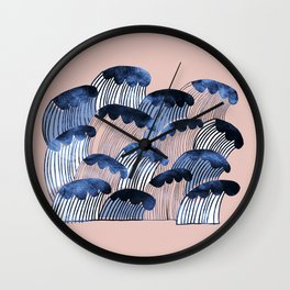Tyrsky Myrsky Wall Clock