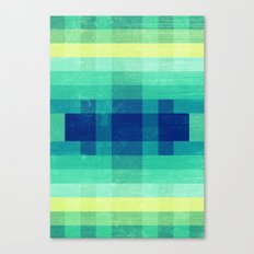 Almost Spring Abstract  Canvas Print