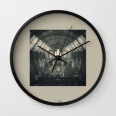 London - Natural History Museum Wall Clock