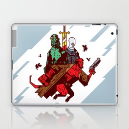 Red Right Hand & Friends Laptop & iPad Skin