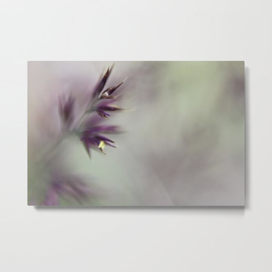 "Nature ""L'air du temps"" Metal Print"