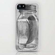 Extinction - mono Slim Case iPhone (5, 5s)