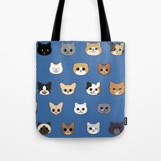 Happy Cats Tote Bag