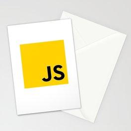 JS - Javascript programmer Stationery Cards