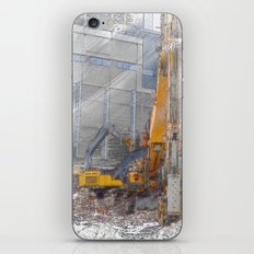 Construction Sites iPhone & iPod Skin