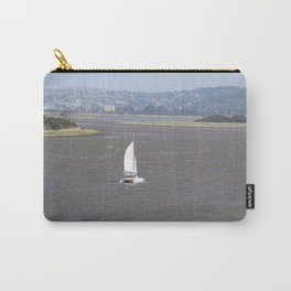 *Sailing into Launceston Tasmania* Carry-All Pouch
