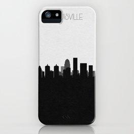 City Skylines: Louisville iPhone Case
