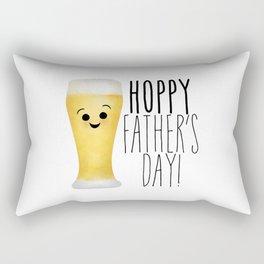 Hoppy Father's Day Rectangular Pillow