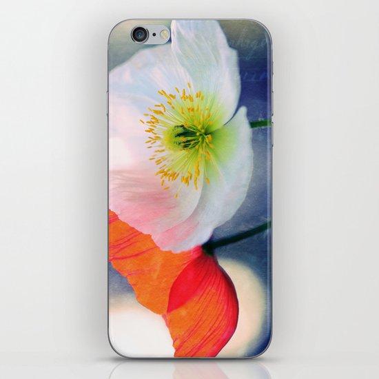 Evening Poppies iPhone & iPod Skin