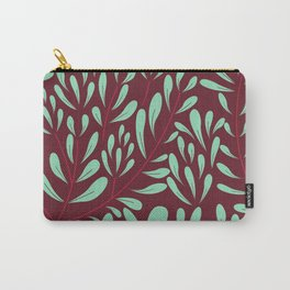 Leaves & Branches Carry-All Pouch