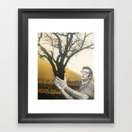 Tree Hands Framed Art Print