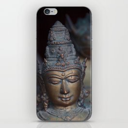 Statue Bali iPhone Skin