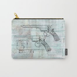 Beaumont Revolver  Carry-All Pouch