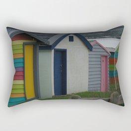 Dromana Bathing Boxes Rectangular Pillow