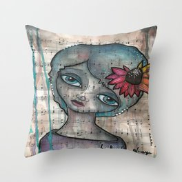 Be Kind ... Always Throw Pillow