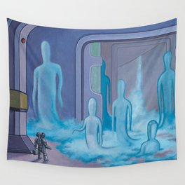 The Hollow Wall Tapestry