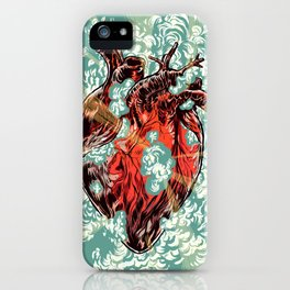 Heart Explosion iPhone Case
