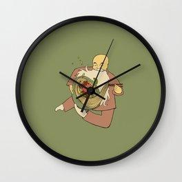Pho Real Wall Clock