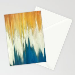 Pixel Sorting 63 Stationery Cards