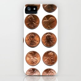 Twenty Cents (Penny Edition)  iPhone Case