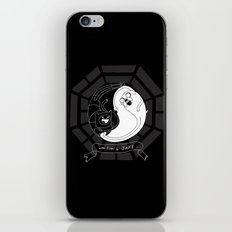 Adventure Tao! iPhone & iPod Skin
