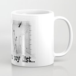 I haven't been everywhere, but it's on my list. Coffee Mug