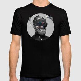 Marshall · Crop Circle T-shirt