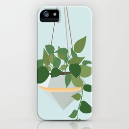 Let's Hang iPhone Case