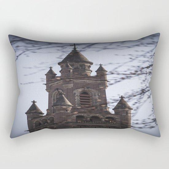 Fairy Tale Tower Rectangular Pillow