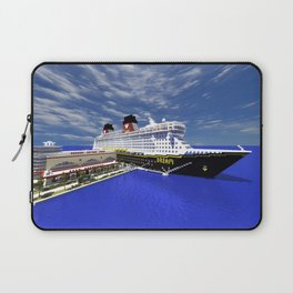 Minecraft - Operation Infinite Ocean - Disney Dream  Laptop Sleeve