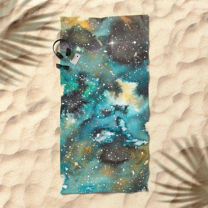 Galaxy 06 Beach Towel