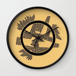 Dendrite Wall Clock